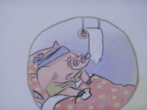 如何辨别猪感冒与猪流感?