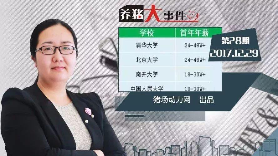 养猪大事件:48万招聘清华北大生养猪,有必要大惊小怪吗?