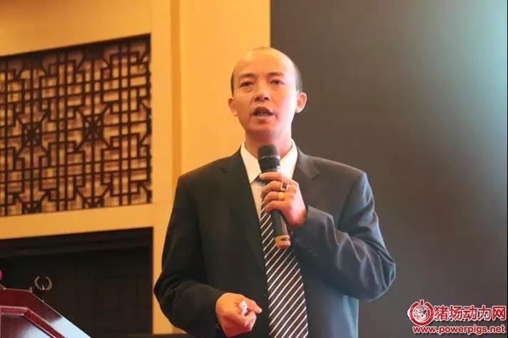 叶维民:打造快乐养猪系统方案