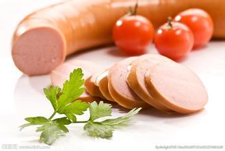 金华香肠检出瘦肉精 金字火腿公司回应:系猪肉原料带入