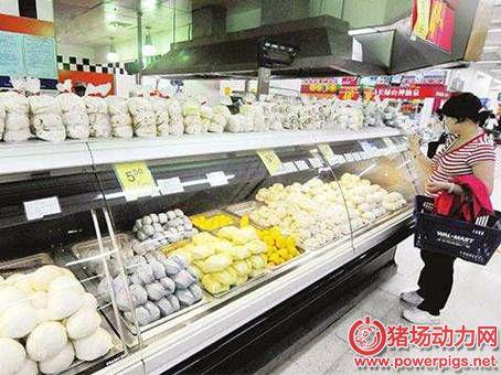 非洲猪瘟肆虐至肉馅水饺滞销 素馅水饺获得市场追捧