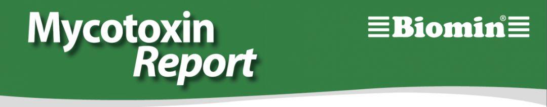 2018年百奥明原料与饲料霉菌毒素检测报告